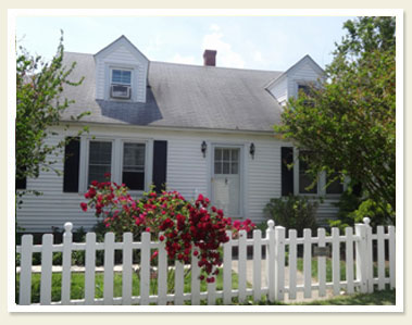 Pauline's House